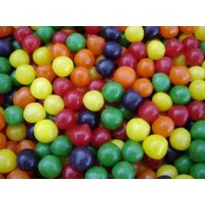 Fruit Sours Assorted-1lb
