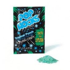 Pop Rocks Fruit Punch, Pack of 6 Pop Rocks
