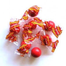 Fireballs Hot Cinnamon Flavored Wrapped Candy-1Lb