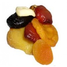 Dried Mix Fruit Deluxe-1Lb