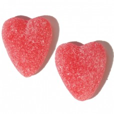 Cinnamon Jelly Hearts-1lb