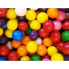 Nutrasweet gumballs 16mm or 0.62 inch ( 210 counts )-1lb