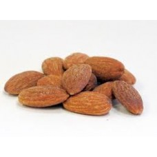 Almonds Roasted Salted-1lb