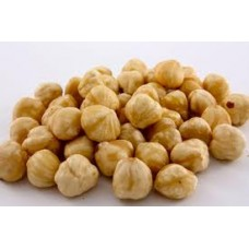 Hazelnuts (Filberts) Raw Blanched Unsalted-1lb