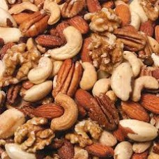Mixed Nuts Salted-4lbs