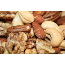 Mixed Nuts Unsalted-4lbs