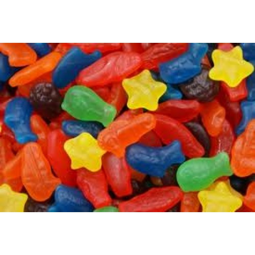 Swedish fish aqualife 1lb for Who makes swedish fish