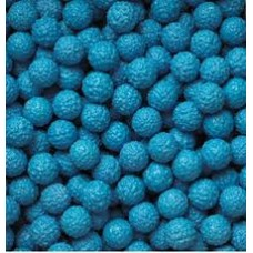 Gumballs Blue Raspberry 25mm or 1 inch ( 57 counts )-1lb