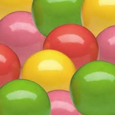 Gumballs Bubblebrights Neon 25mm or 1 inch ( 57 counts )-1lb
