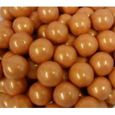 Gumballs Gold 25mm or 1 inch ( 57 counts )-1lb