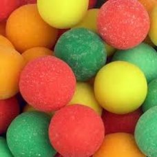 Gumballs Shivers-Sours 25mm or 1 inch ( 57 counts )-1lb