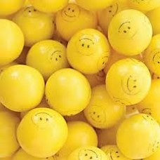 Gumballs Smiles 25mm or 1 inch ( 57 counts )-1lb