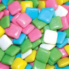 Chiclets Polar Mint Chewing Gum-1lb