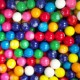 Gumballs Dubble Bubble 16mm or 0.62 inch ( 205 counts )-1lb